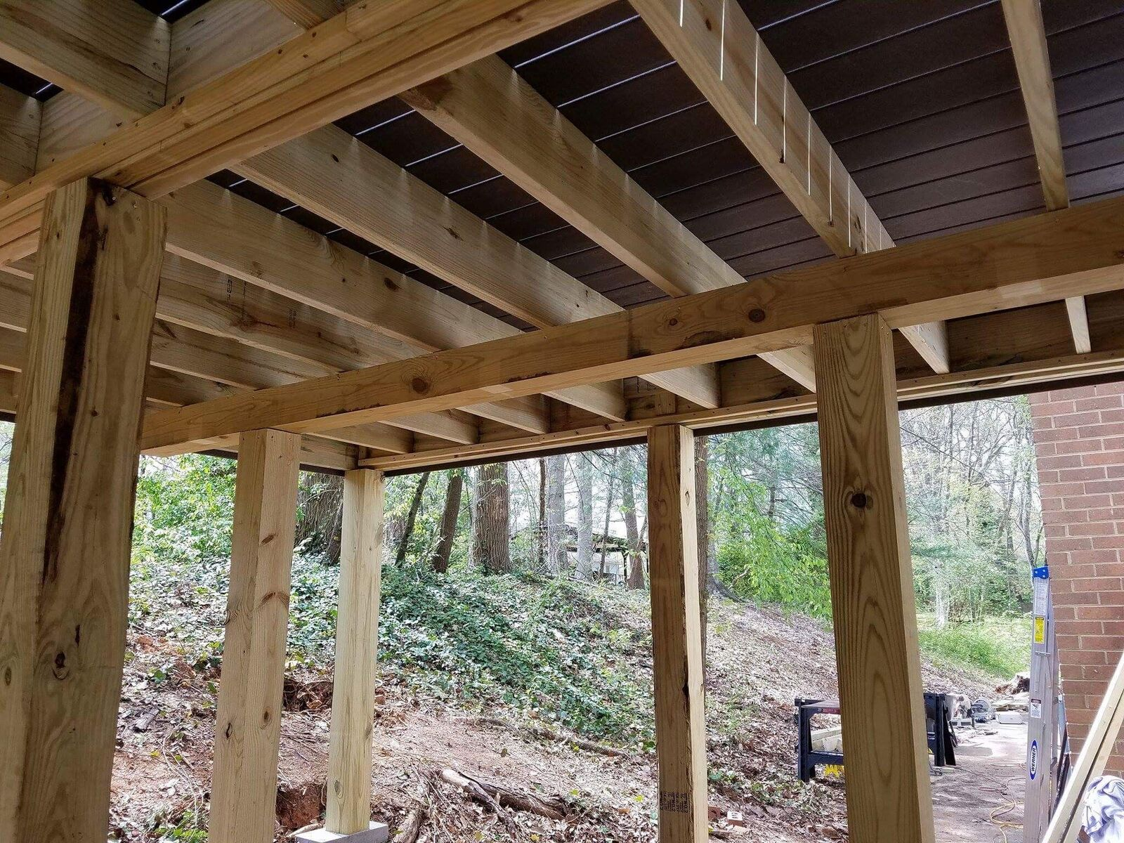 Deck Builders Greensboro Nc