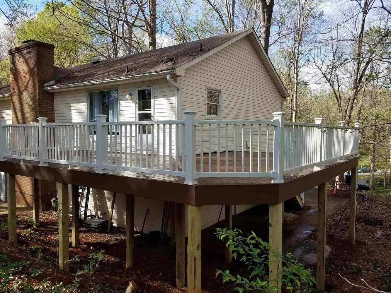 deck builders greensboro