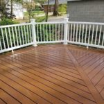 Offset Decking Boards