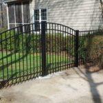 Scalloped Gate