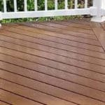 Two-Toned Decking