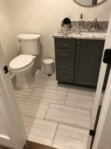 Large Staggered Tile