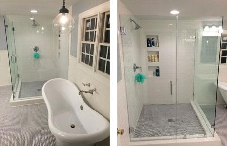 Master Bathroom Remodel Greensboro NC