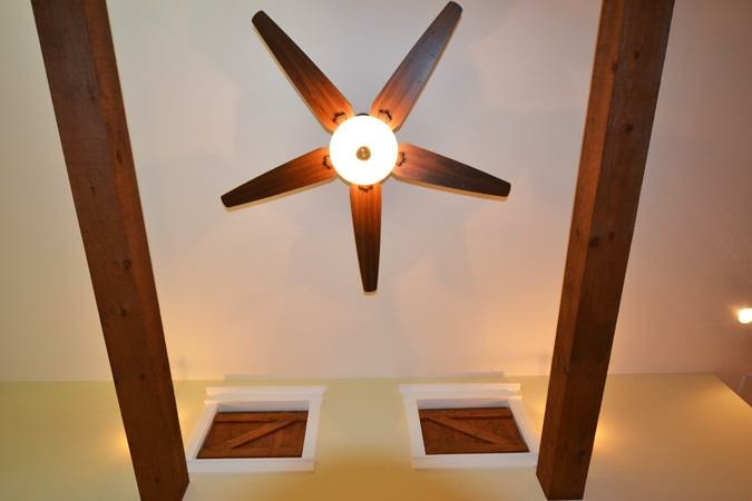 Beams and Fan