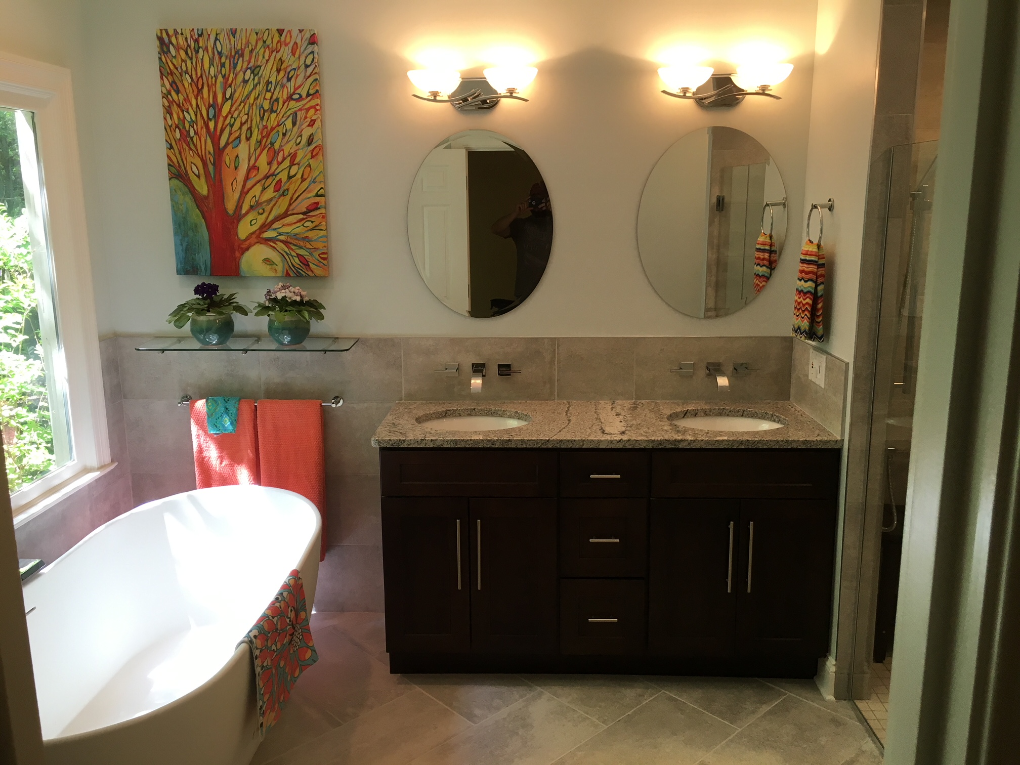 Summerfield Master Bath Renovation