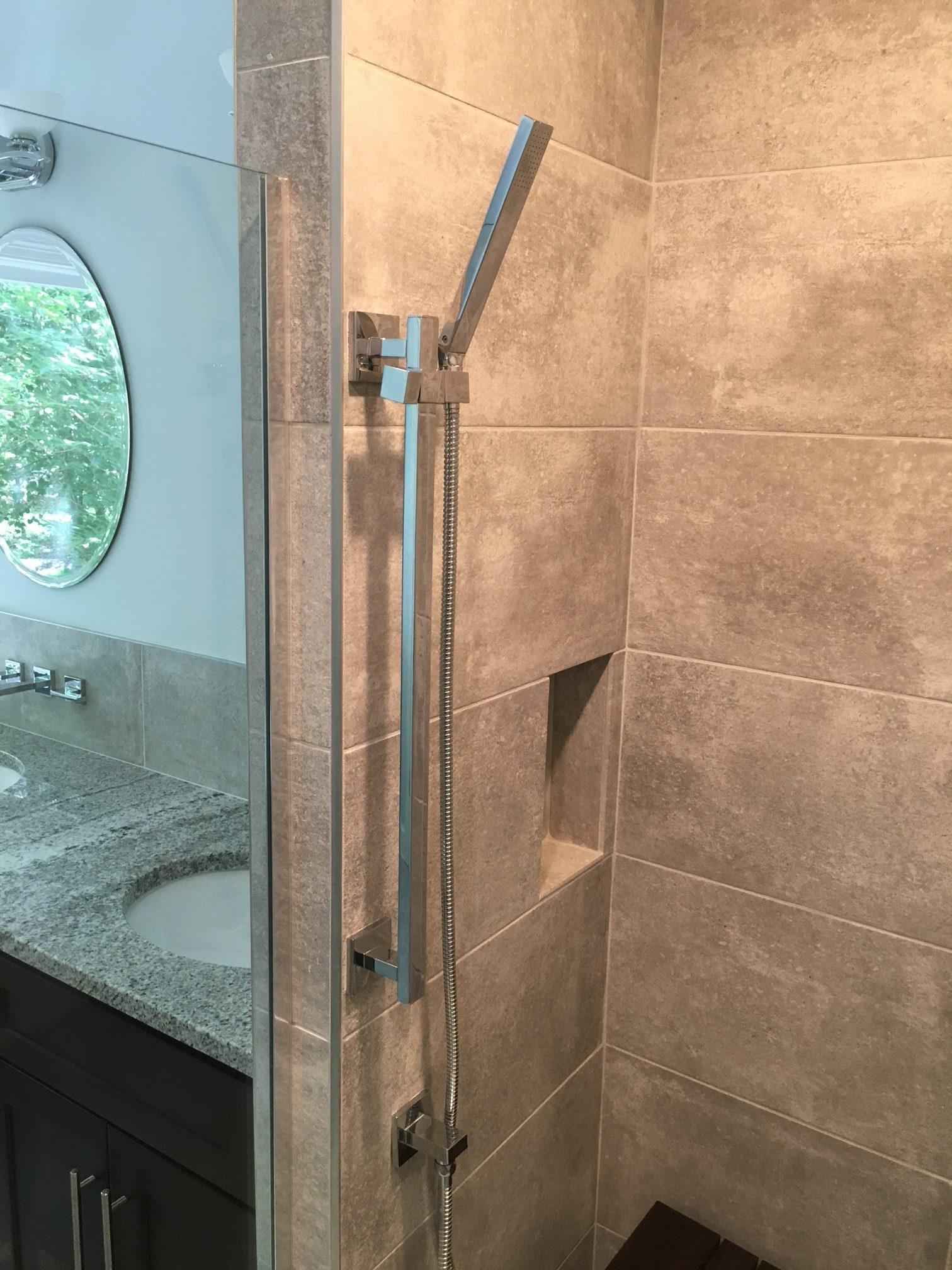 Summerfield Hand-Held Shower Wand