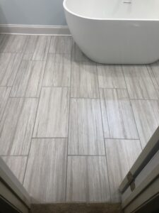 Wood Like Tile Floor